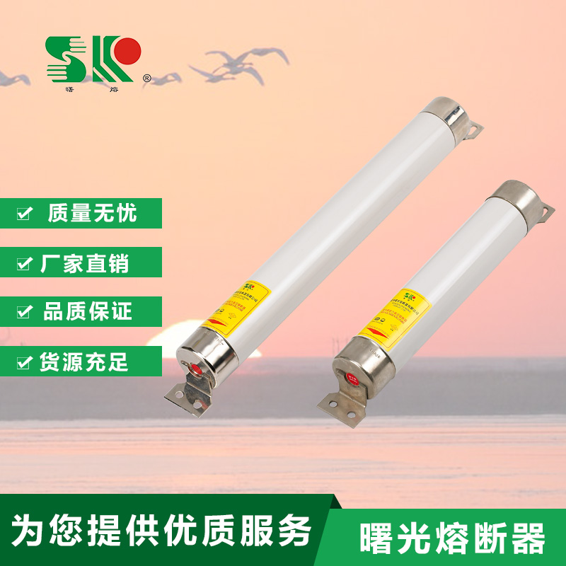 W型电动机保护用高分断能力高压限流LOVEBET爱博体育官网